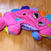 K´s Kids Růžová dinosauřice