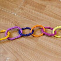 Řetěz oválky