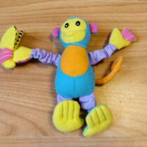 Chrastítko Tiny Love – Opička