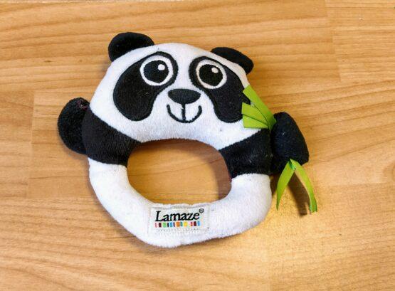Chrastítko Lamaze – Panda