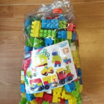 Plastové kostky Combi bloks Mochtoys