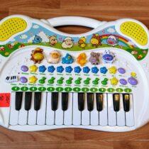 Zvukové piano