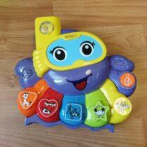 Interaktivní hračka smelodií – Keyboard Chobotnice