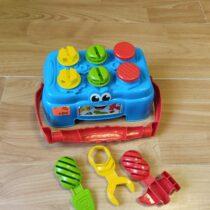 Dětský pracovní stoleček Baby Clementoni