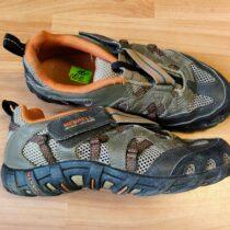 Outdoorové boty Merrell