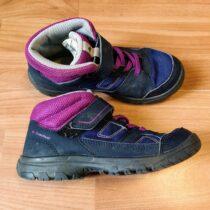 Kotníkové boty Quecha