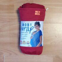 Nosící šátek Moby Wrap