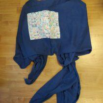 Nosící šátek Moby Simplygood