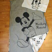 2-dílné bavlněné povlečení na dětskou postel – Mickea Mouse