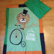 2-dílné bavlněné povlečení na dětskou postel – Lev