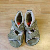 Kožené sandále Superfit