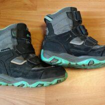 Zimní kotníkové boty Alpine Pro