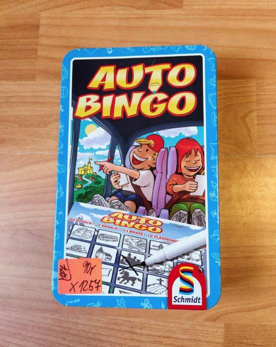 Hra auto bingo Schmidt