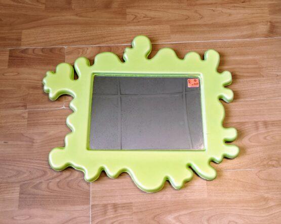 Pěnové zrcadlo Ikea