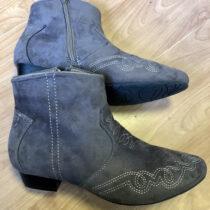Kotníčkové boty (koně)