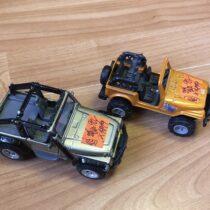 Set Jeepů, 2ks