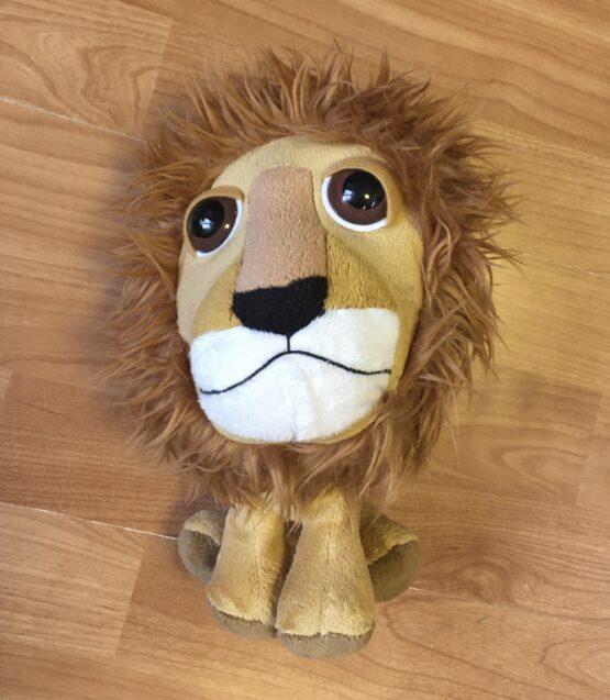 Plyšový lev – Big headz