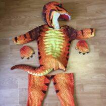 Kostým dinosaura