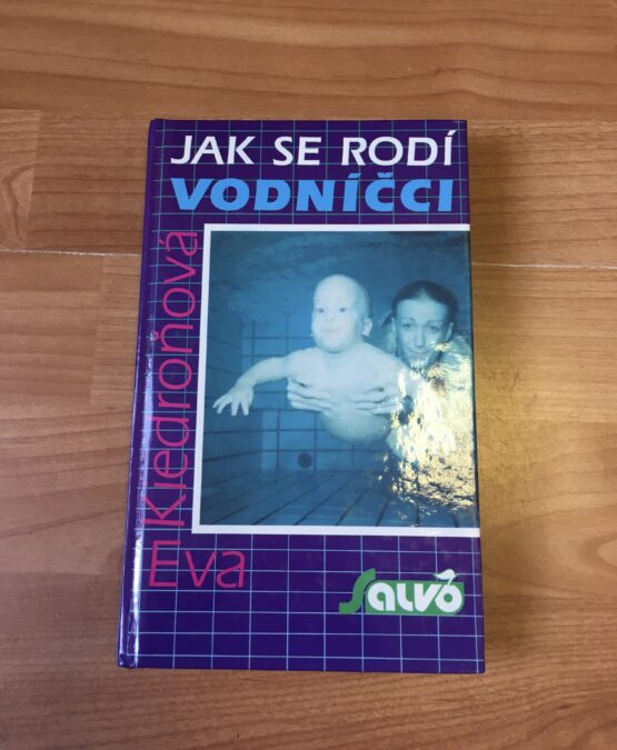 Kniha – Jak se rodí vodníci