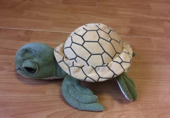 Závěsná plyšová želva