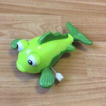 Natahovací ryba do vody