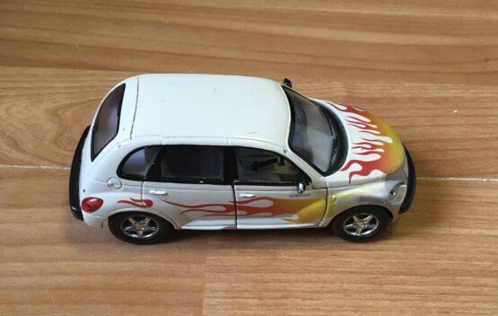Kovový model auta Chevrolet