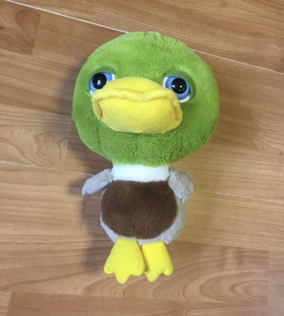 Plyšový kačer – Big headz