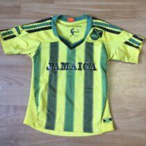 Fotbalový dres Jamaica