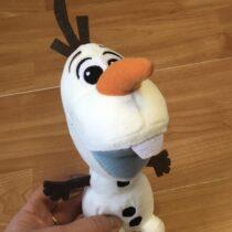 Plyšový Olaf