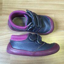 Kožené boty Protetika