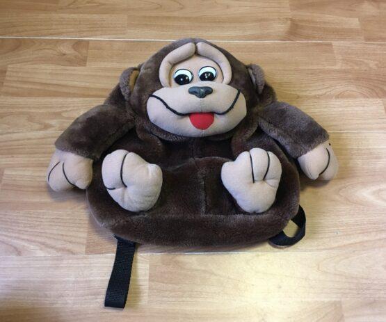 Plyšový batoh – Opice