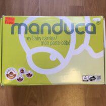 MANDUCA nosítko New Style olivová 0-20kg