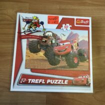 Puzzle Cars 50ks