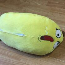 Plyšový zvukový banán Wha Whaa Whacky
