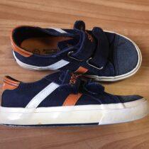Plátěné boty Spradi