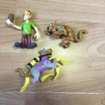 Set postaviček Scooby – doo