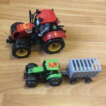 Set traktorů, 2ks