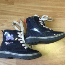 Kotníkové boty Minnie Disney