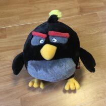 Angry birds – černý