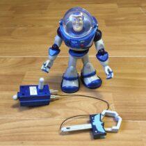 Buzz rakeťák – Toy storry
