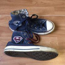 Plátěnky Converse – Superman