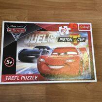 Puzzle Cars 100ks