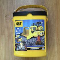 Stavebnice CAT bagr