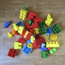 Stavebnice Gold blocks