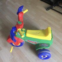 Tříkolka My bike Biemme Roller
