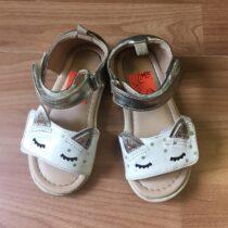 Sandále H&M skočičkou