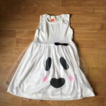 Kostýmové šaty – Duch