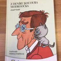 Kniha zAlbert edice Zdeníku kocoura Modroočka