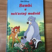 Kniha – Bambi a nešťastný medvěd