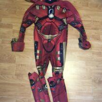 Kostým Transformers + maska